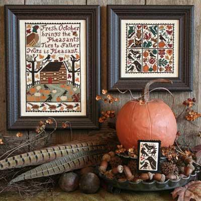 October REPRINT by Prairie Schooler