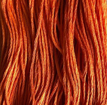 Pumpkin by Weeks Dye Works 5-Yard Skein