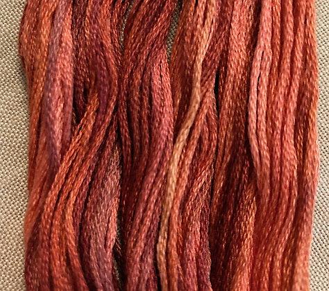 Copper Sampler Threads by The Gentle Art 5-Yard Skein