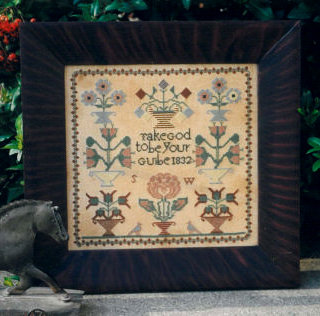 S.W. Reproduction Sampler by Carriage House Samplings