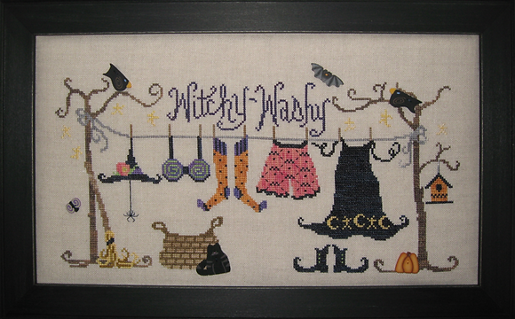 Witchy Washy by Raise the Roof Designs