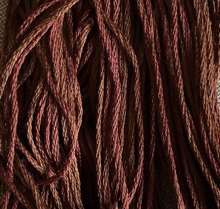 Rust by Weeks Dye Works 5-Yard Skein