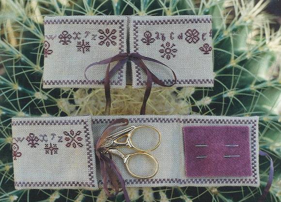 Eliza Jane's Needlekeep & Scissor Flat by Brightneedle