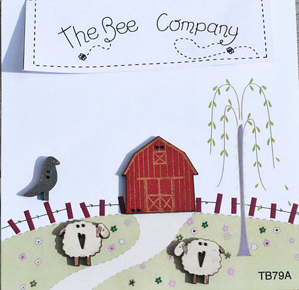 Country Side Set by The Bee Company TB79A