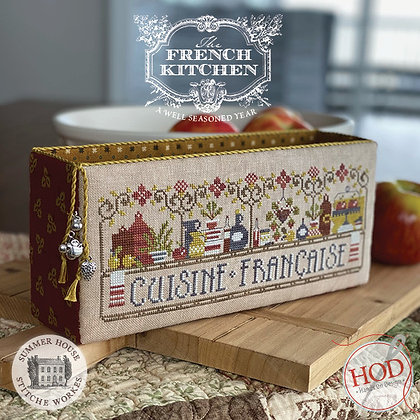 Cuisine Francaise: The French Kitchen by Hands on Design