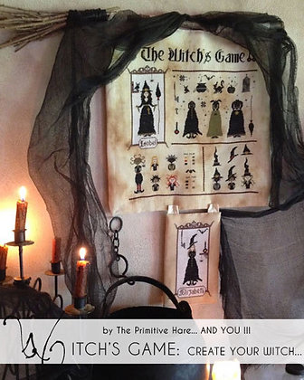 The Witch's Game by The Primitive Hare