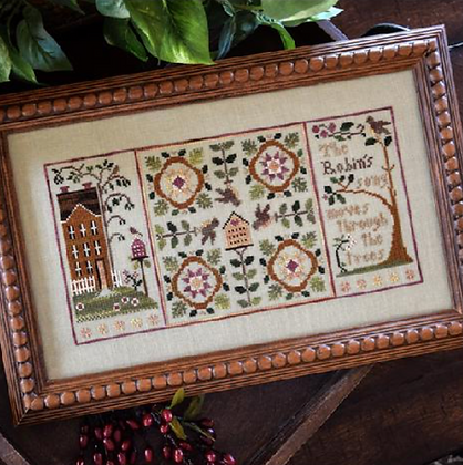 Robin's Song by Little House Needleworks