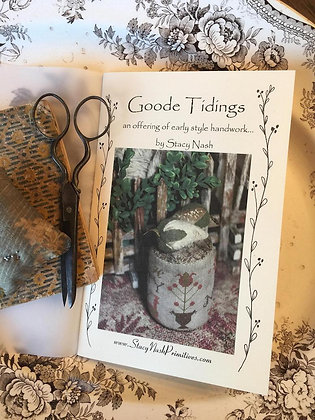 Goode Tidings BOOKLET by Stacy Nash