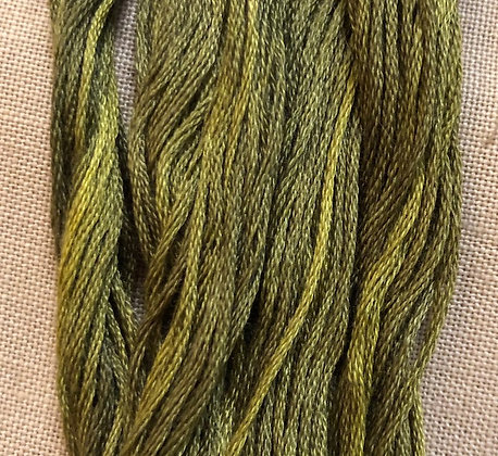 Pea Pod Classic Colorworks Cotton Threads 5-yard Skein