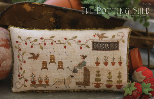 The Potting Shed by With Thy Needle & Thread