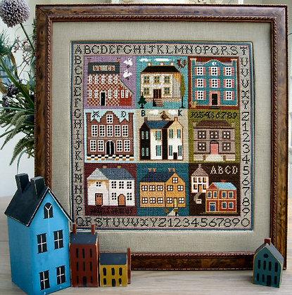 Sampler Houses by The Sampler Company