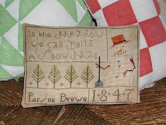 Parson Brown by Notforgotten Farm