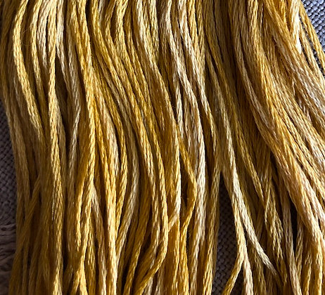 Gold by Weeks Dye Works 5-Yard Skein