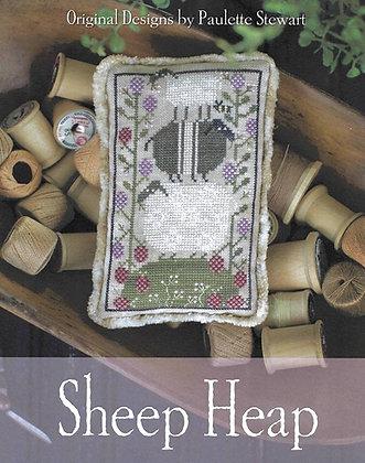 Sheep Heap by Plum Street Samplers