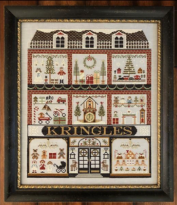 Kringles by Little House Needleworks