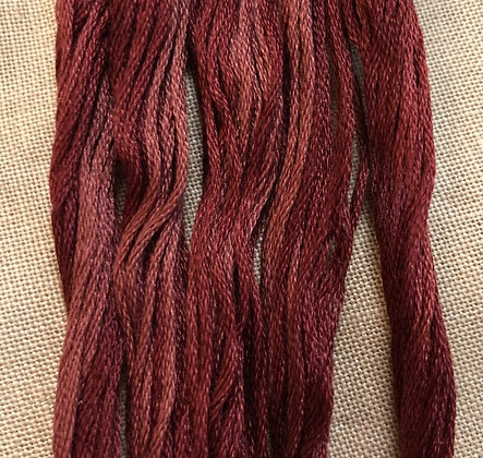 Red Currant Classic Colorworks Cotton Threads 5-yard Skein