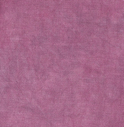 36 Count Raspberry Fat Quarter Hand-Dyed Linen by Fiber on a Whim