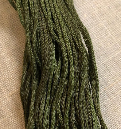 English Ivy Classic Colorworks Cotton Threads 5-yard Skein