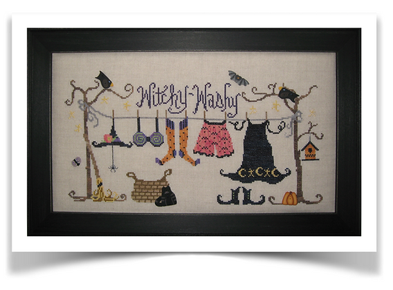 Witchy Washy PDF DOWNLOAD by Raise the Roof Designs