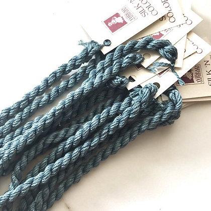 *Slate Blue Silk N Colors by The Thread Gatherer