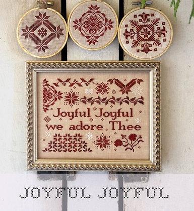 Joyful Joyful by Heartstring Samplery
