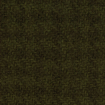 MOSS (Houndstooth) Fat Quarter Wool by Primitive Gatherings for Moda