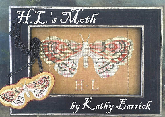 H.L.'s Moth by Kathy Barrick