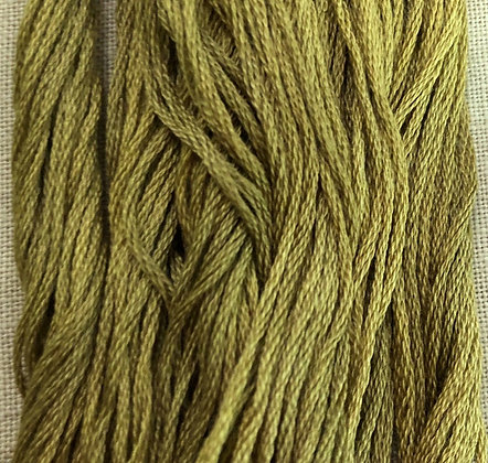 Avocado Classic Colorworks Cotton Threads 5-yard Skein