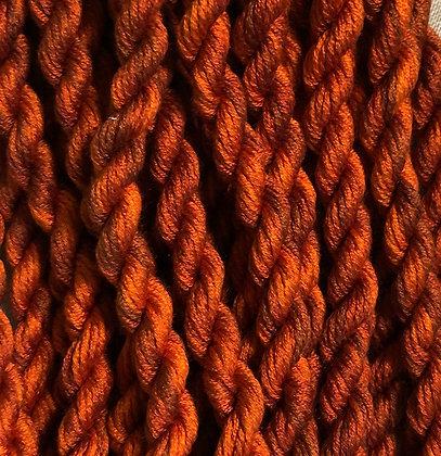 Whiskey Marmelade 6-yards, 12-stranded Silk Floss by Gloriana