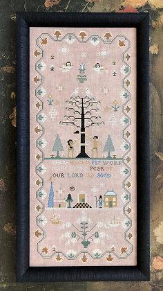 NASH-STASH Sarah Hughes 1821 by Kathy Barrick