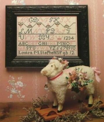 Louisa M Stephens by Sheepish Designs