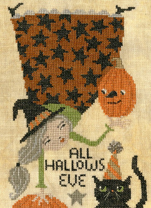 Whimsy Halloween by Teresa Kogut
