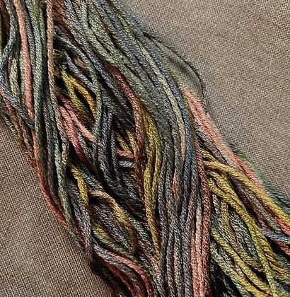 Desert Moss Silk N Colors by The Thread Gatherer