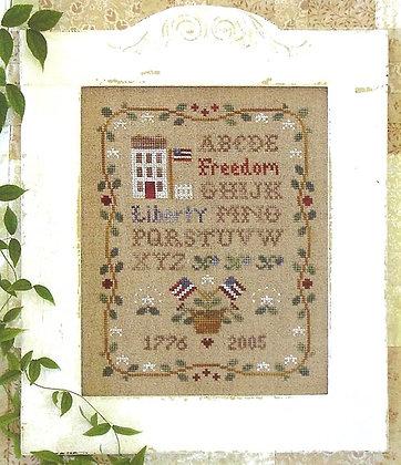 Americana Sampling by Little House Needleworks