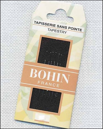 Bohin Size 24 Tapestry Needles - Package of Six