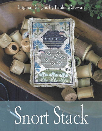 Snort Stack CHART by Plum Street Samplers