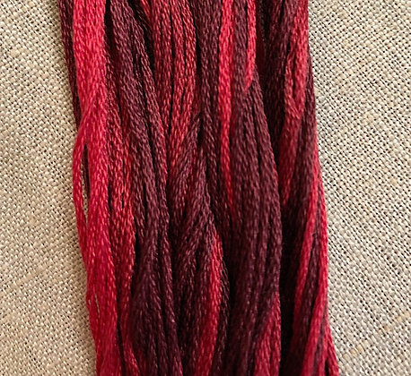 Apple Fritter Classic Colorworks Cotton Threads 5-yard Skein