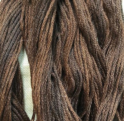 Dark Chocolate Sampler Threads by The Gentle Art 5-Yard Skein