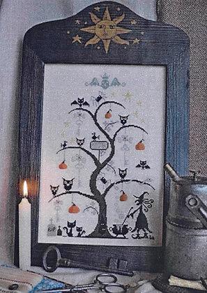 O Halloween Tree by Barbara Ana Designs