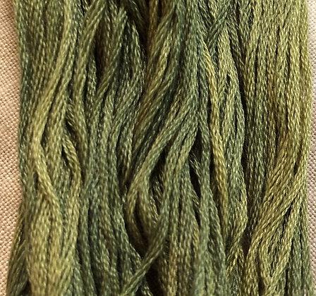 Baby Spinach Sampler Threads by The Gentle Art 5-Yard Skein
