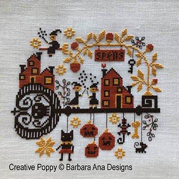 Spellville by Barbara Ana Designs
