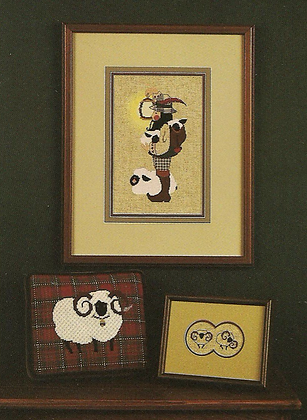 CATS Shepherd & The Woolen Ram by Cricket Collection