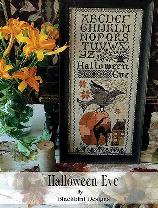 Halloween Eve by Blackbird Designs