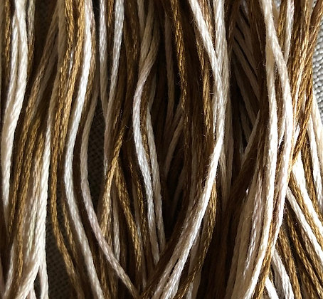 White Walnut by Weeks Dye Works 5-Yard Skein