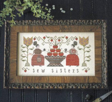 Sew Sisters by Plum Street Samplers