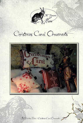 Christmas Carol Ornaments by The Primitive Hare