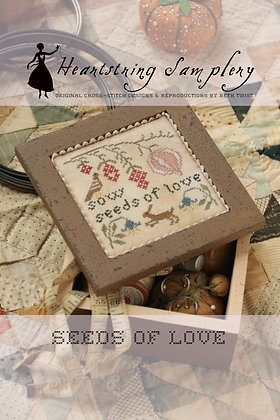 Seeds of Love by Heartstring Samplery