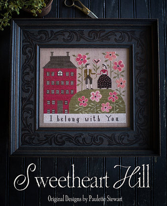 OVER STOCK Sweetheart Hill by Plum Street Samplers