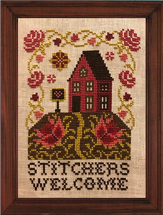 The Stitcher's House by Stone Street Stitchworks