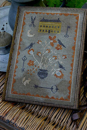 Mustard Seed Manor Sewing Book by Stacy Nash Primitives